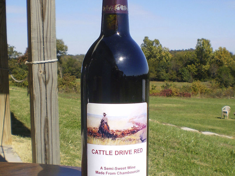 7cs winery cattle drive red 210265