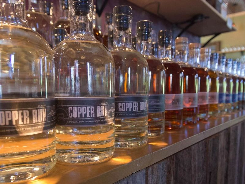 Copper run distillery sr 72110